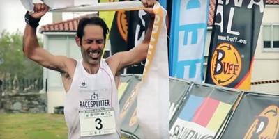 Ivan Ortiz crowned 2012 Trail Running Champion of Spain